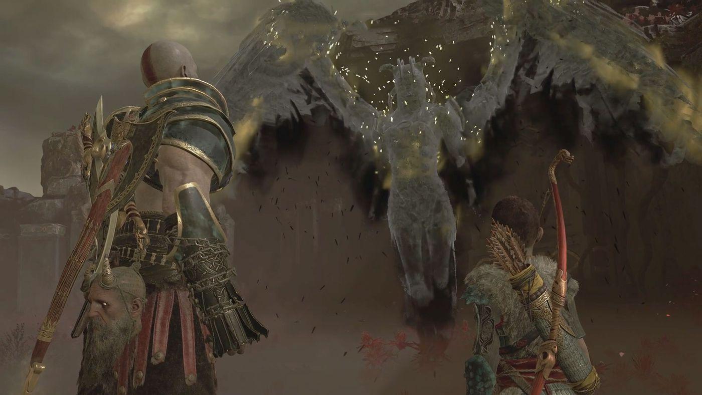 God of War Valkyrie guide: Hildr - Polygon