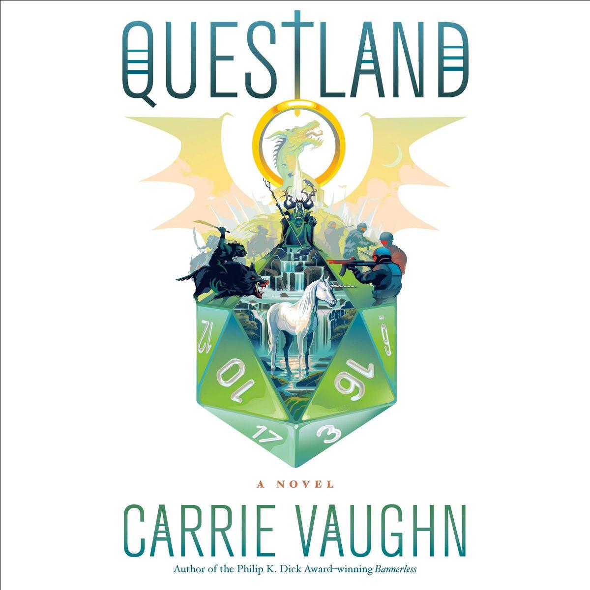 Questland book cover