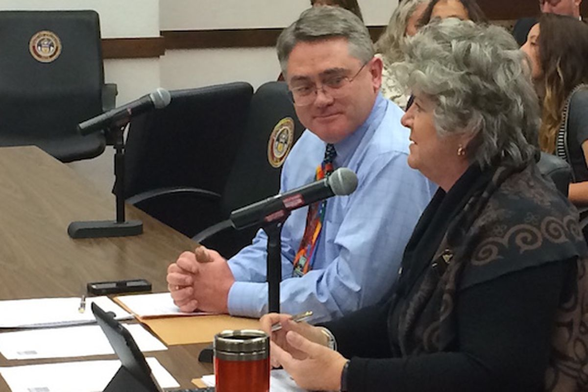 GOP Sen. Chris Holbert and Democratic Sen. Nancy Todd are sponsoring the opt-out bill.