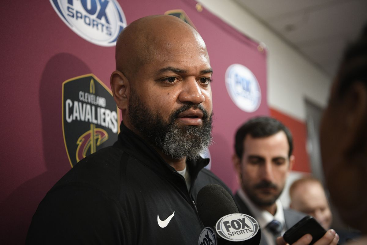 """""""Any minute that we can get working with each other is beneficial to us,"""" Cavs coach J.B. Bickerstaff said."""