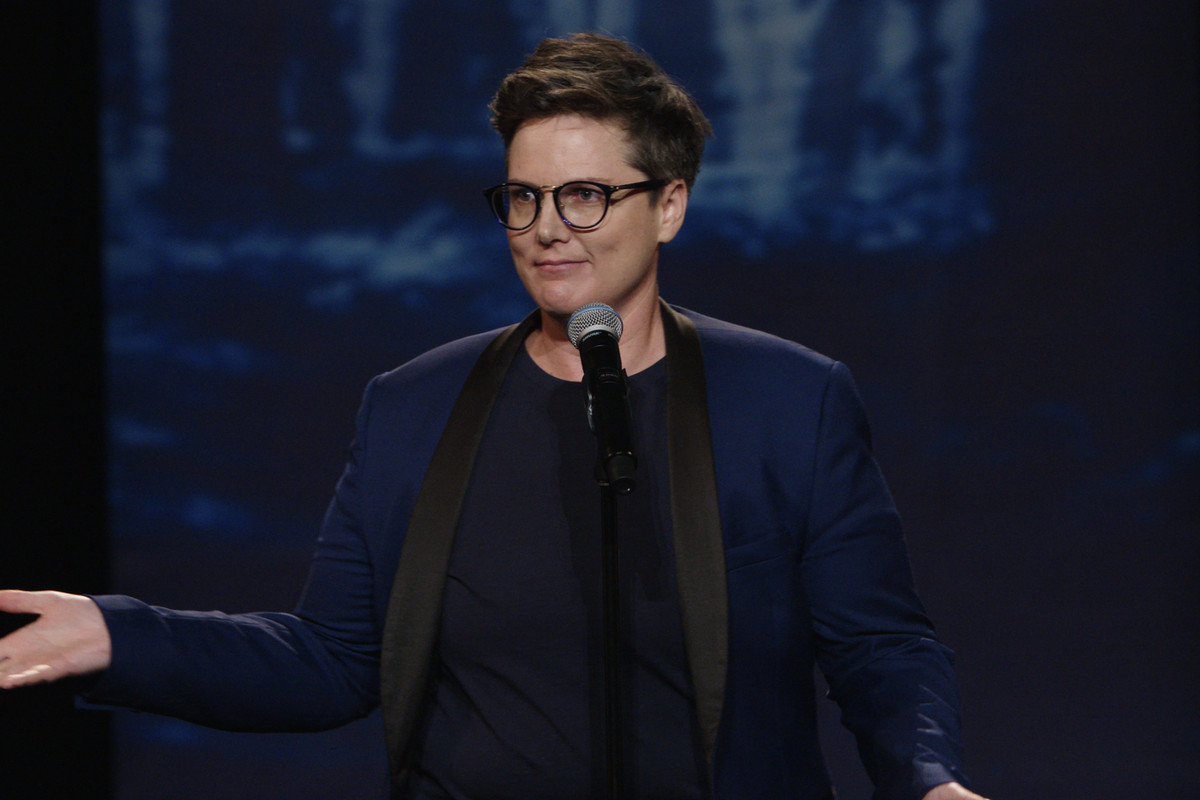 Best Comedy Specials 2021 Why Hannah Gadsby's Nanette has upended comedy for good   Vox