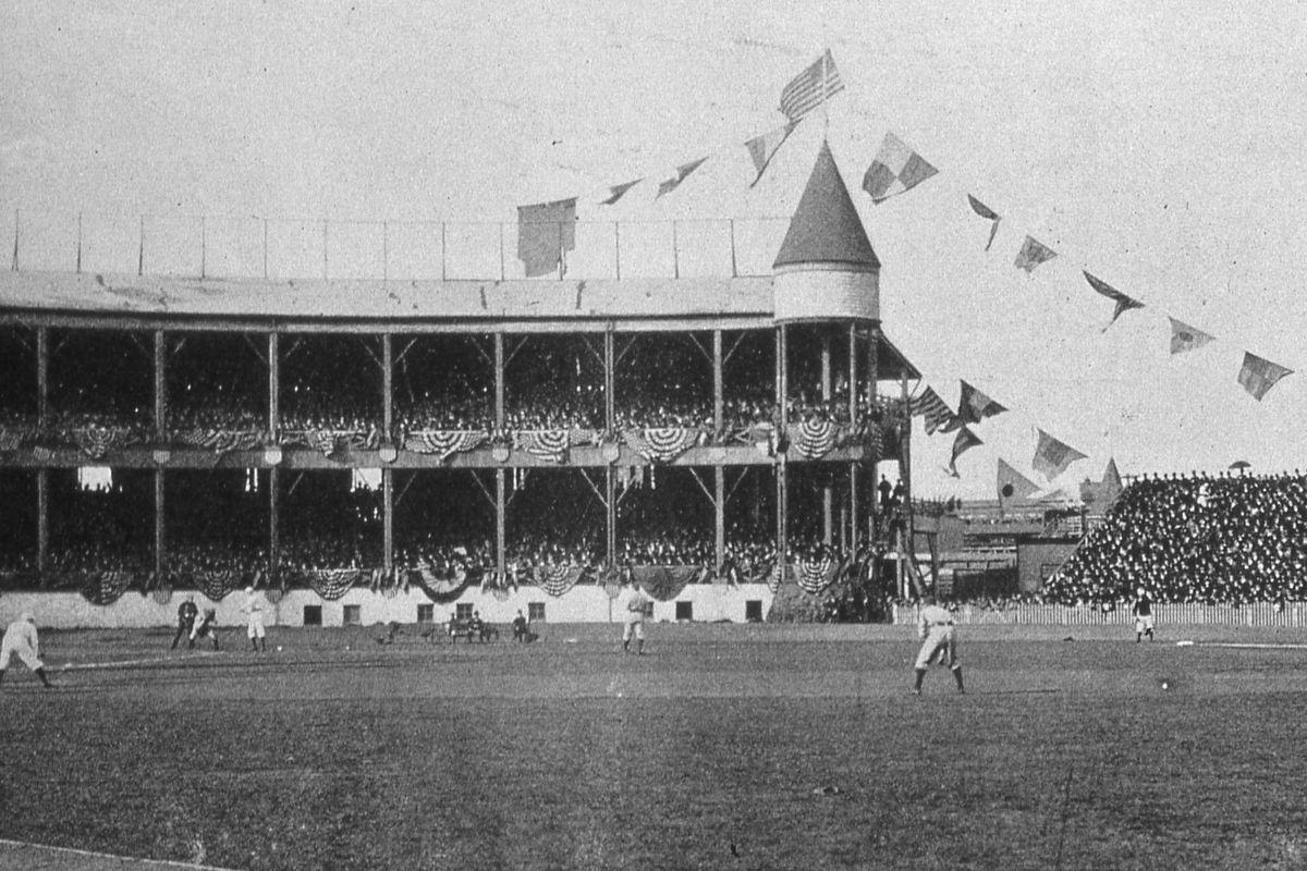 Brooklyn Opening Day 1894