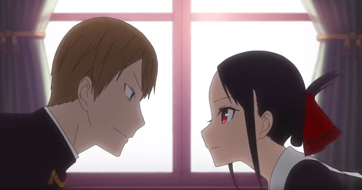 Kaguya-sama:爱情是战争漫画幸存下来的系列中最重要的时刻之一