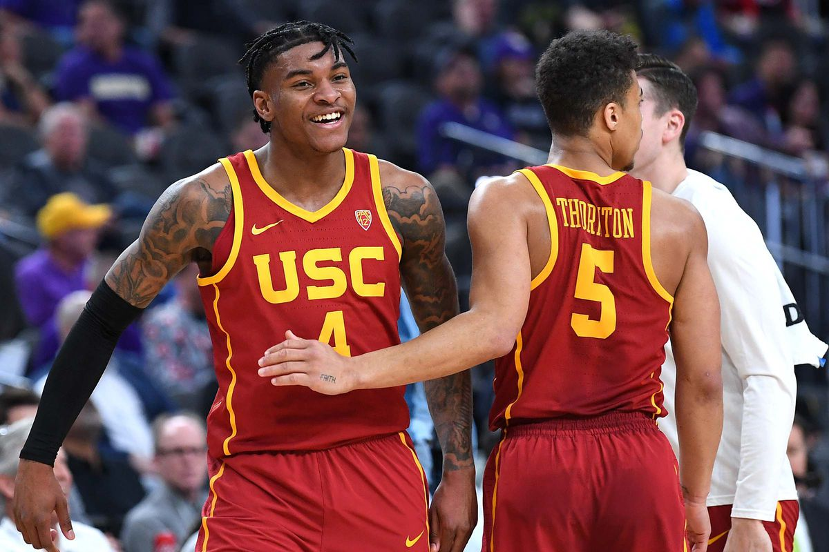 info for d297d 5d0c6 2019 NBA Draft: USC Guard Kevin Porter Jr drafted No. 30 ...