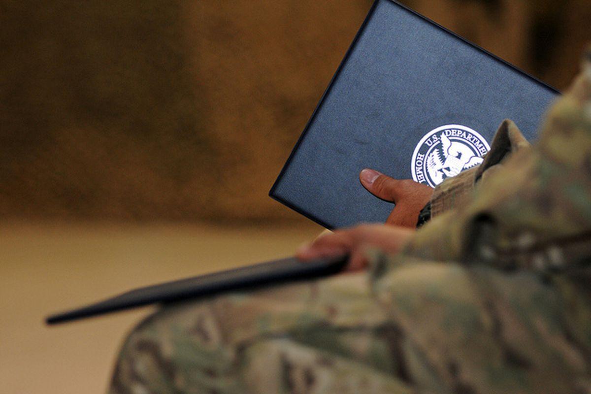 dept of homeland security flickr us army