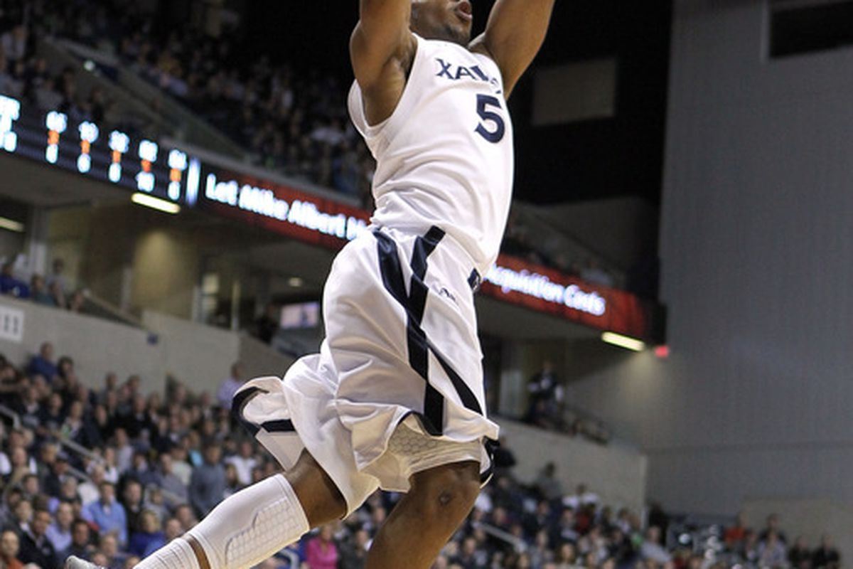 Dez Wells has been cleared of all charges. What happens next will reveal a great deal about the character of XU.