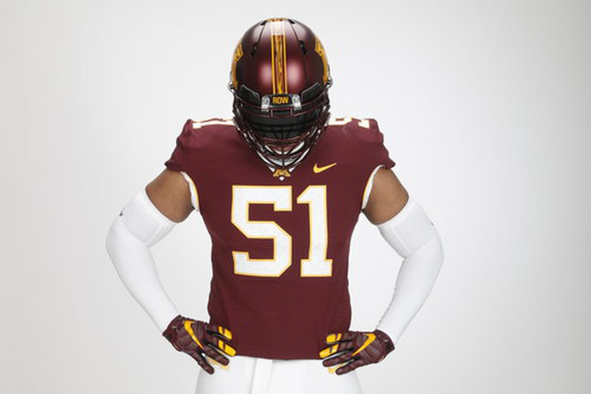 d5502db1e37 Reacting to the new Minnesota Football uniforms - The Daily Gopher