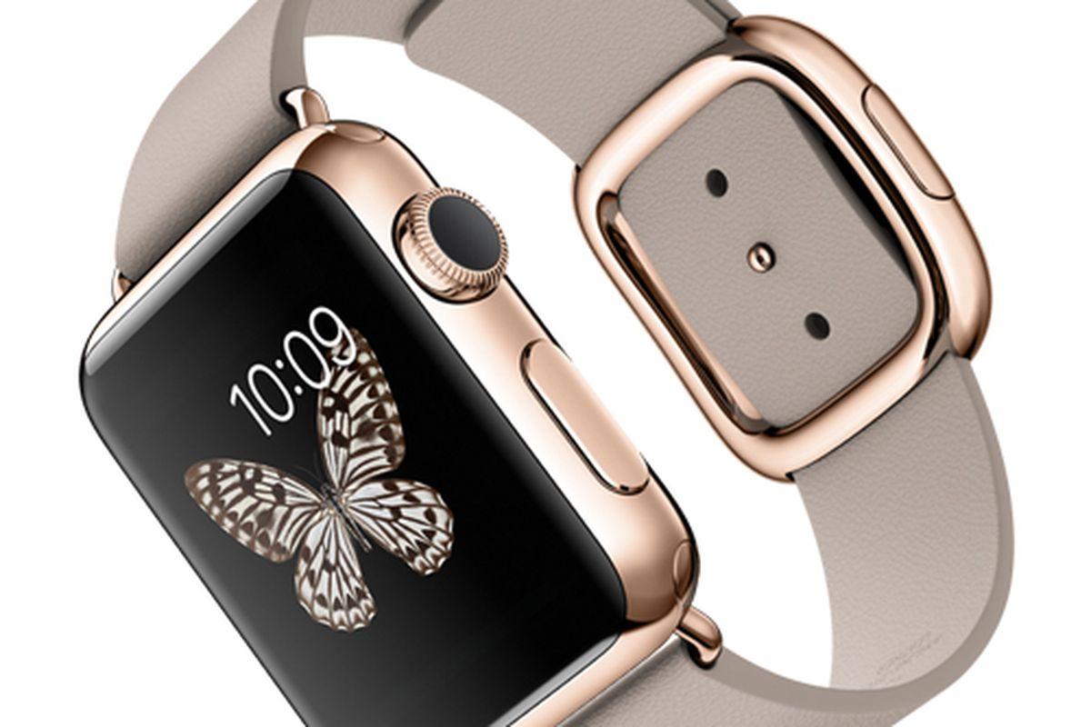"Photo via <a href=""https://www.apple.com/watch/"">Apple</a>"