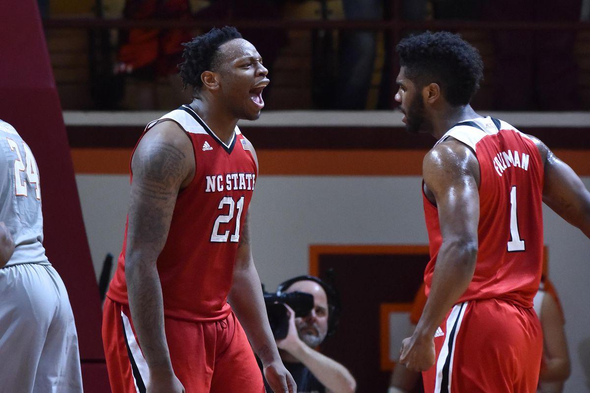 NCAA Basketball: North Carolina State at Virginia Tech