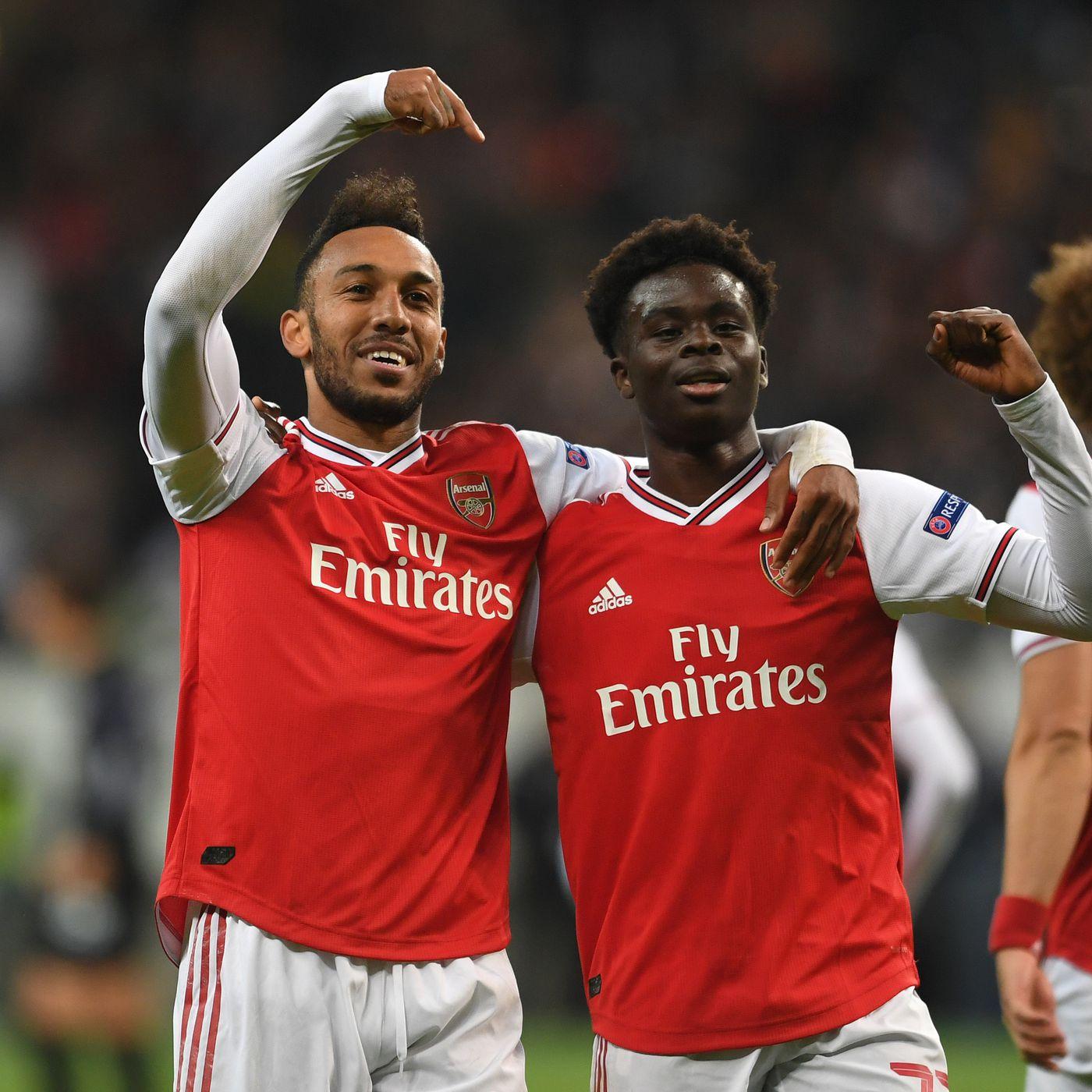 Arsenal 3 - Eintracht Frankfurt 0 match report: we're a Bukayo ...
