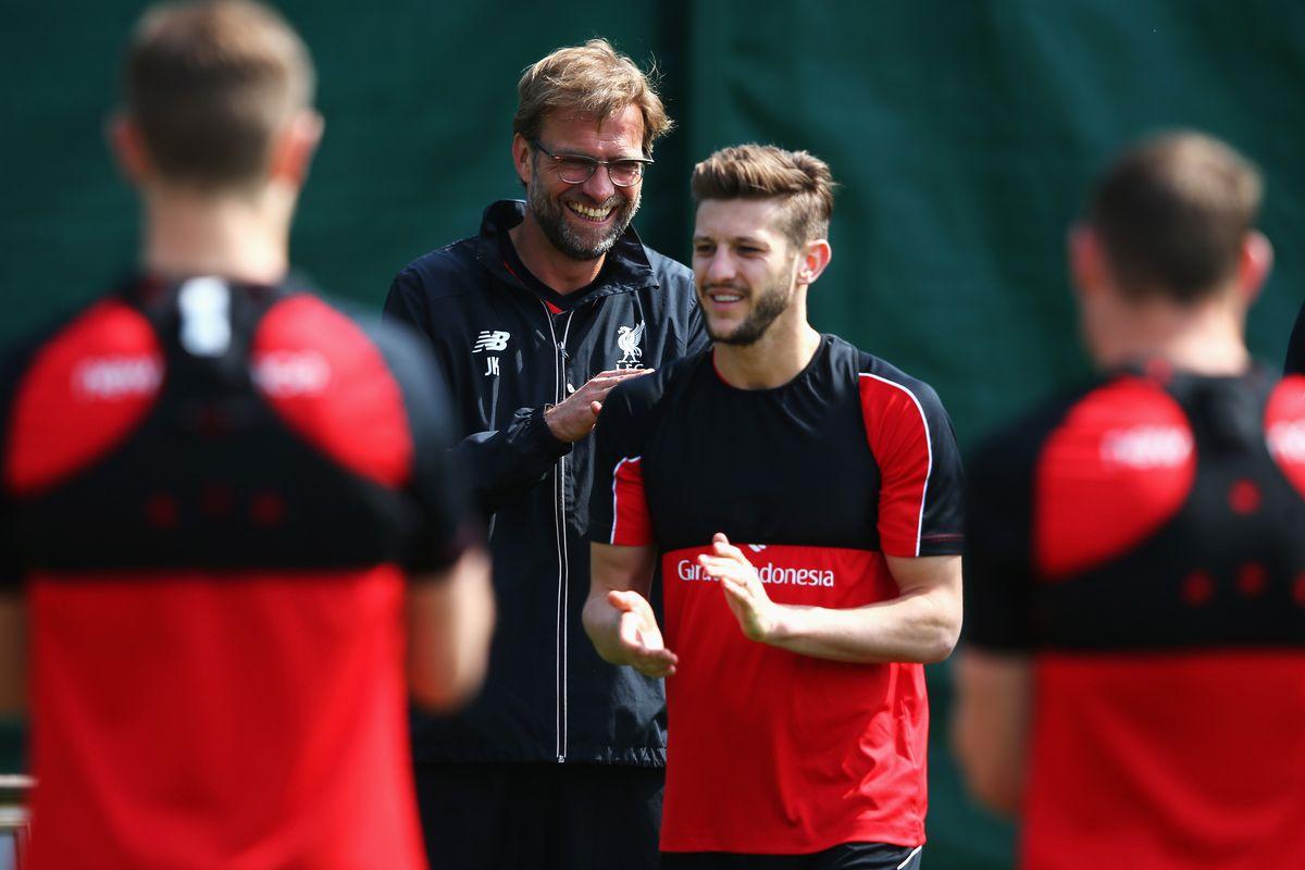 Liverpool UEFA Europa League Cup Final Media Day