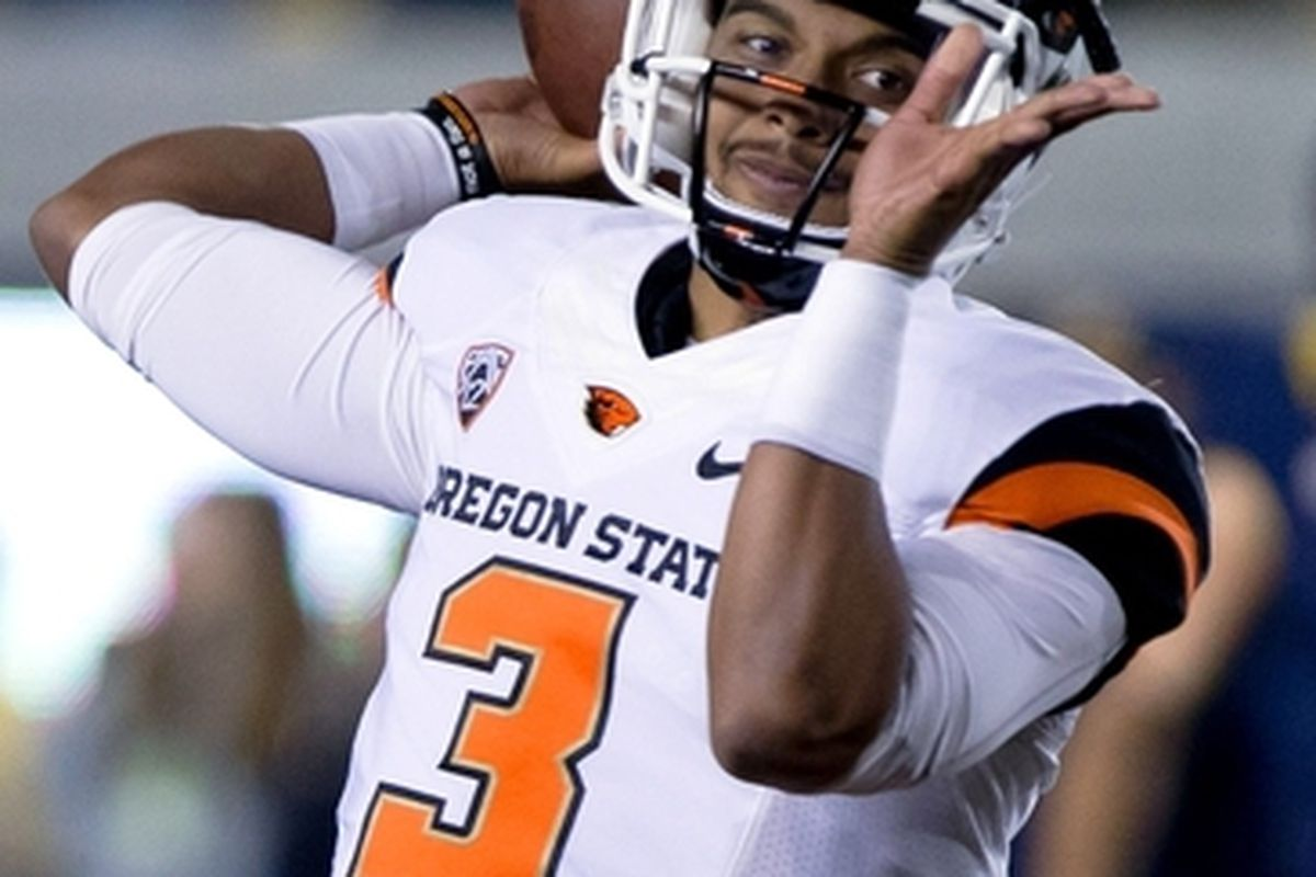 Oregon State will try to find a way to compete in the Civil War. Some of the ways will be different than what they have tried so far.