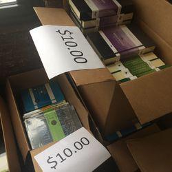 Notebooks, $10