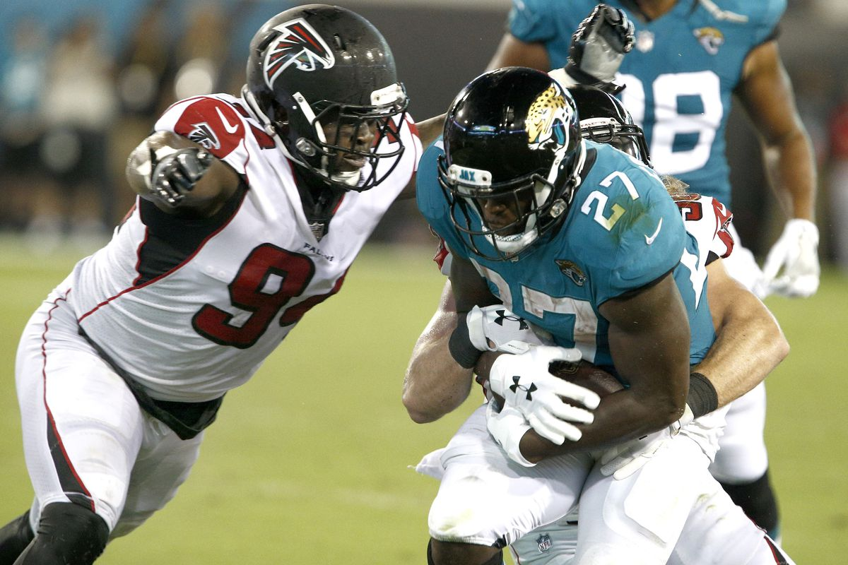 falcons 6 - jaguars 17 final score: a quiet, dull game marks the