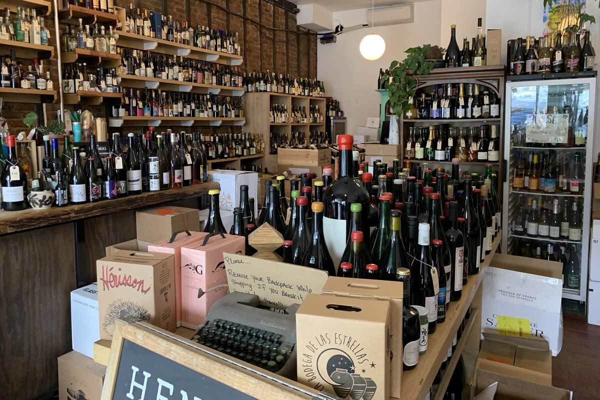 How to Shop for Natural Wine - Eater