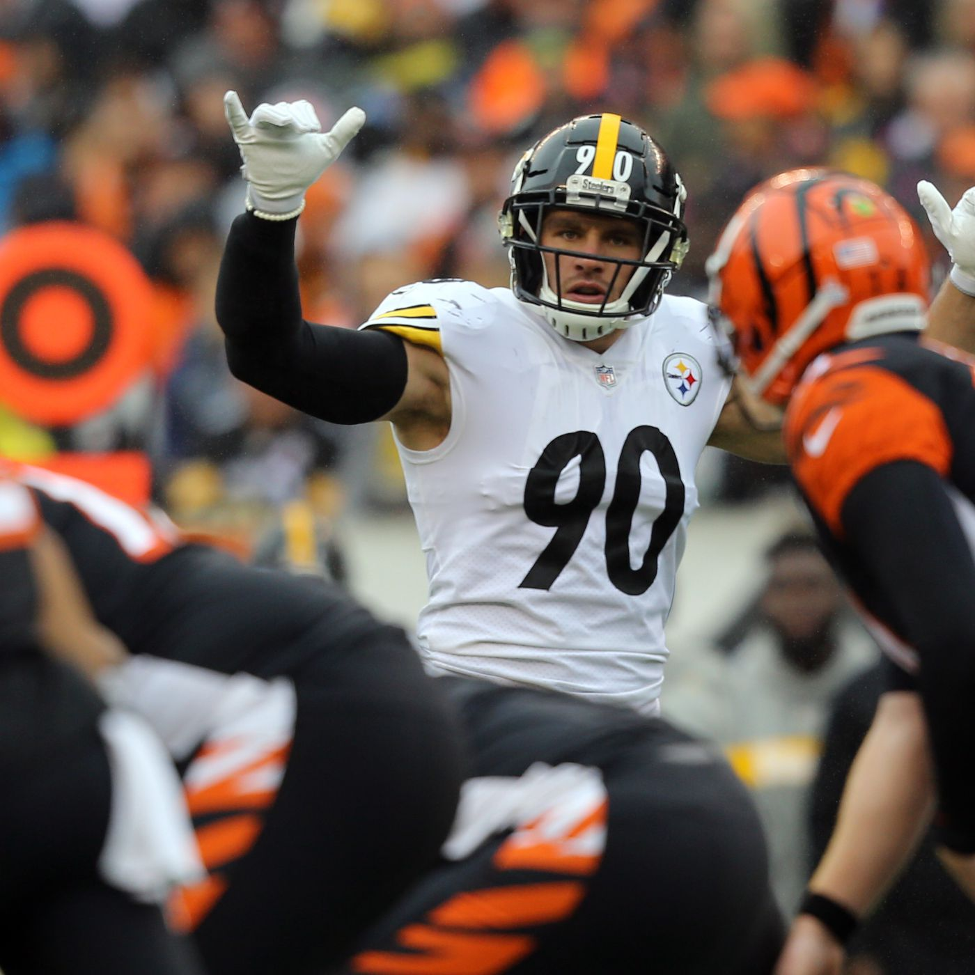 338a3197f4c Steelers News  Don t look now but the Pittsburgh defense is ...