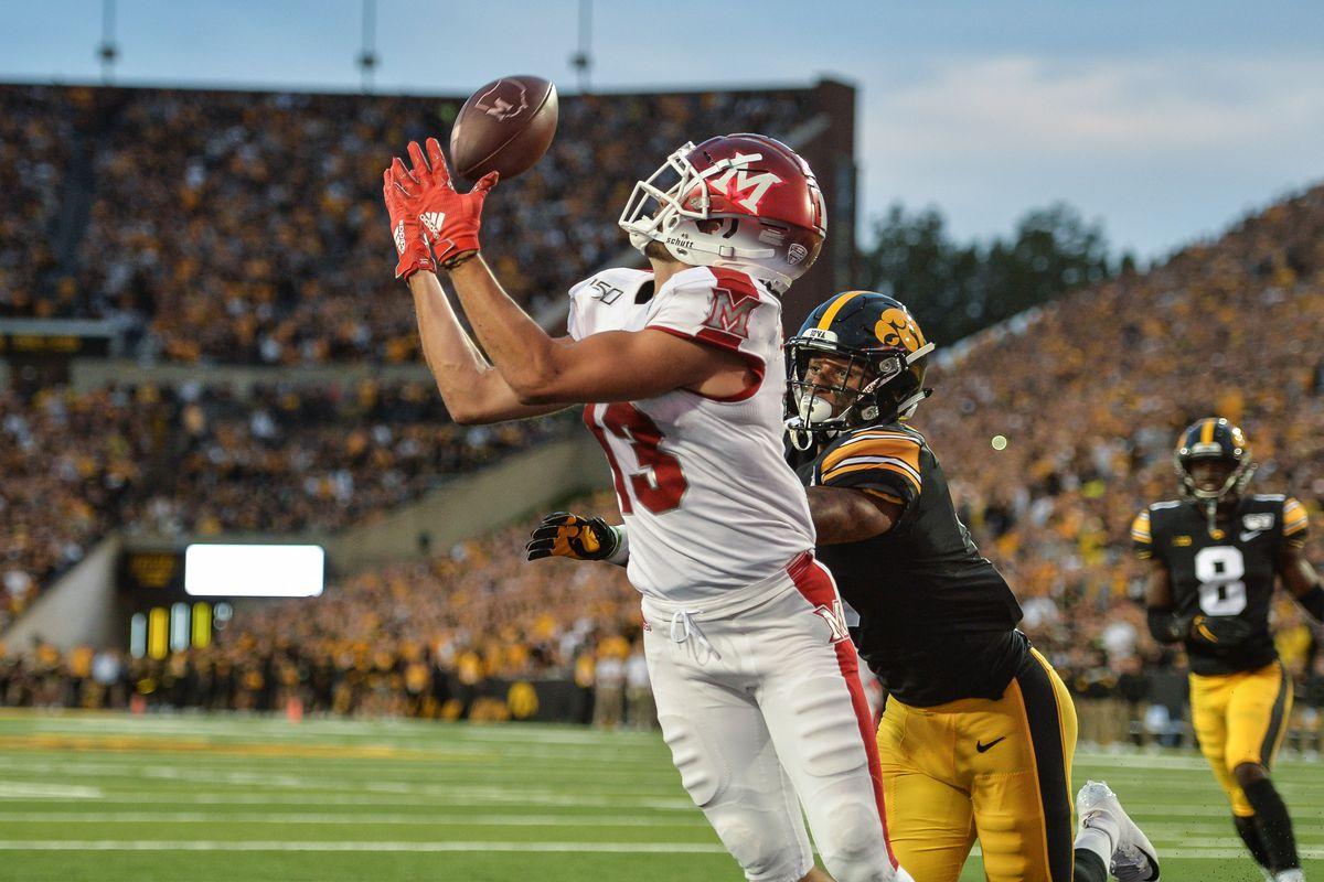 Ohio State football preview: Miami wide receivers key to offense