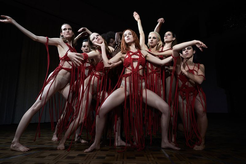 suspiria5 Suspiria reimagines a cult classic as a bone-cracking tale of women, power, and pain