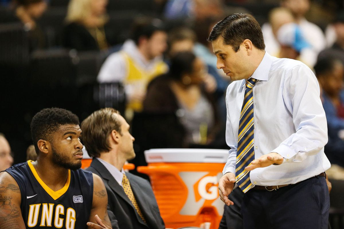 Previewing UNC-Greensboro, a basketball team that tries at
