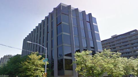 Denver Public Schools administration building at 900 Grant St.