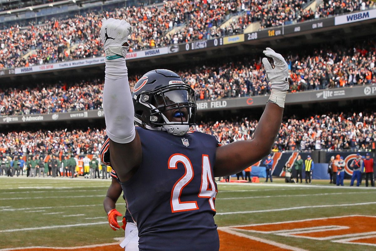 new product f520a 7d7c5 Eagles News: Jordan Howard was the second best red zone ...