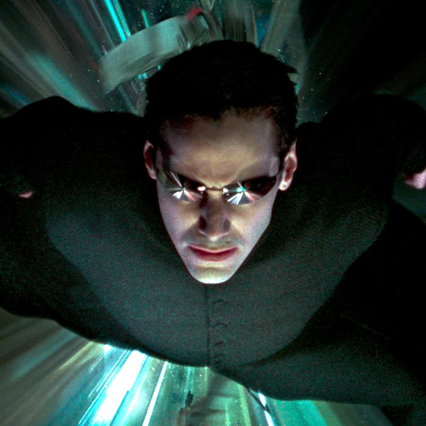 The Matrix Reloaded is impossible to see as it was meant to