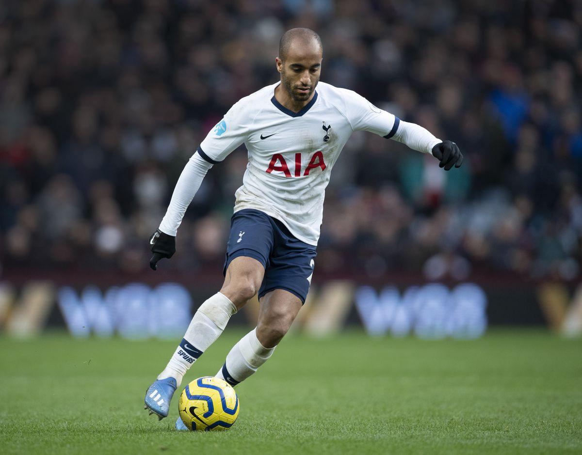 Lucas Moura - Tottenham Hotspur - Premier League