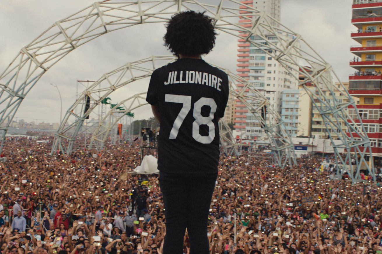 give me future is a powerful doc about cuban youth culture disguised as an edm concert
