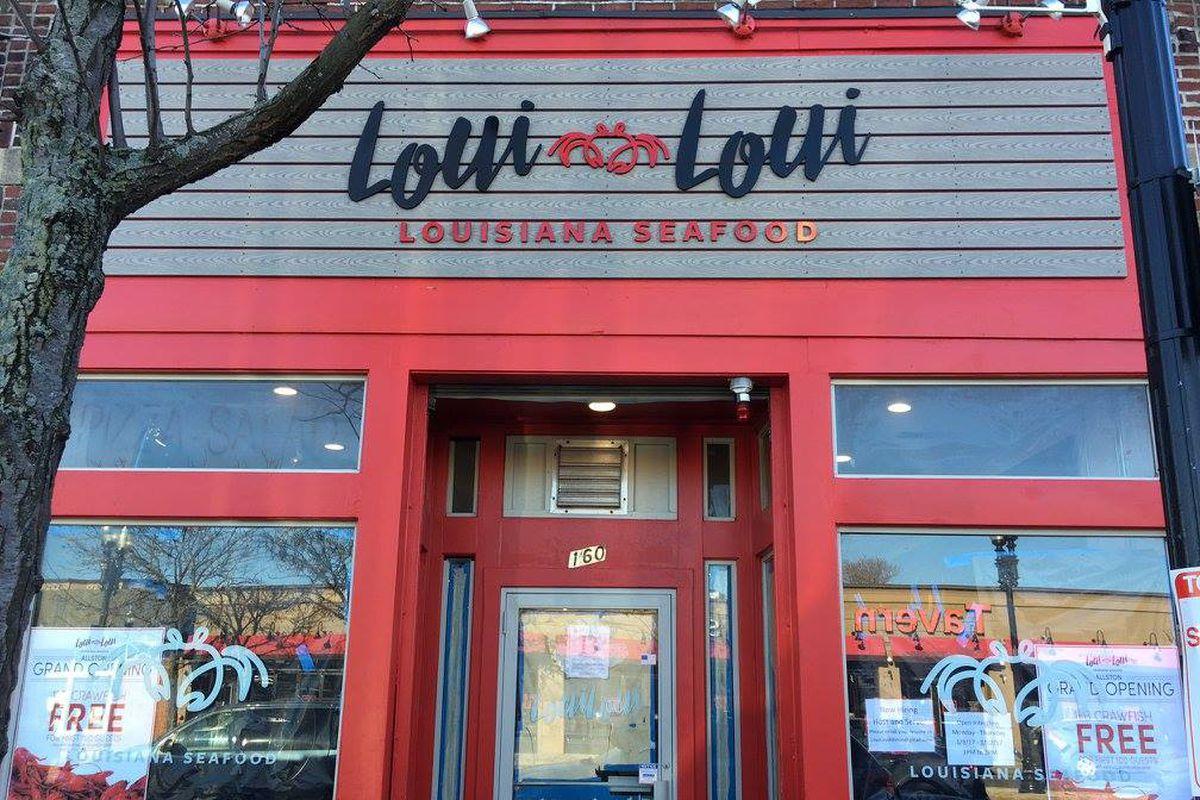 Loui Loui Louisiana Seafood, Allston
