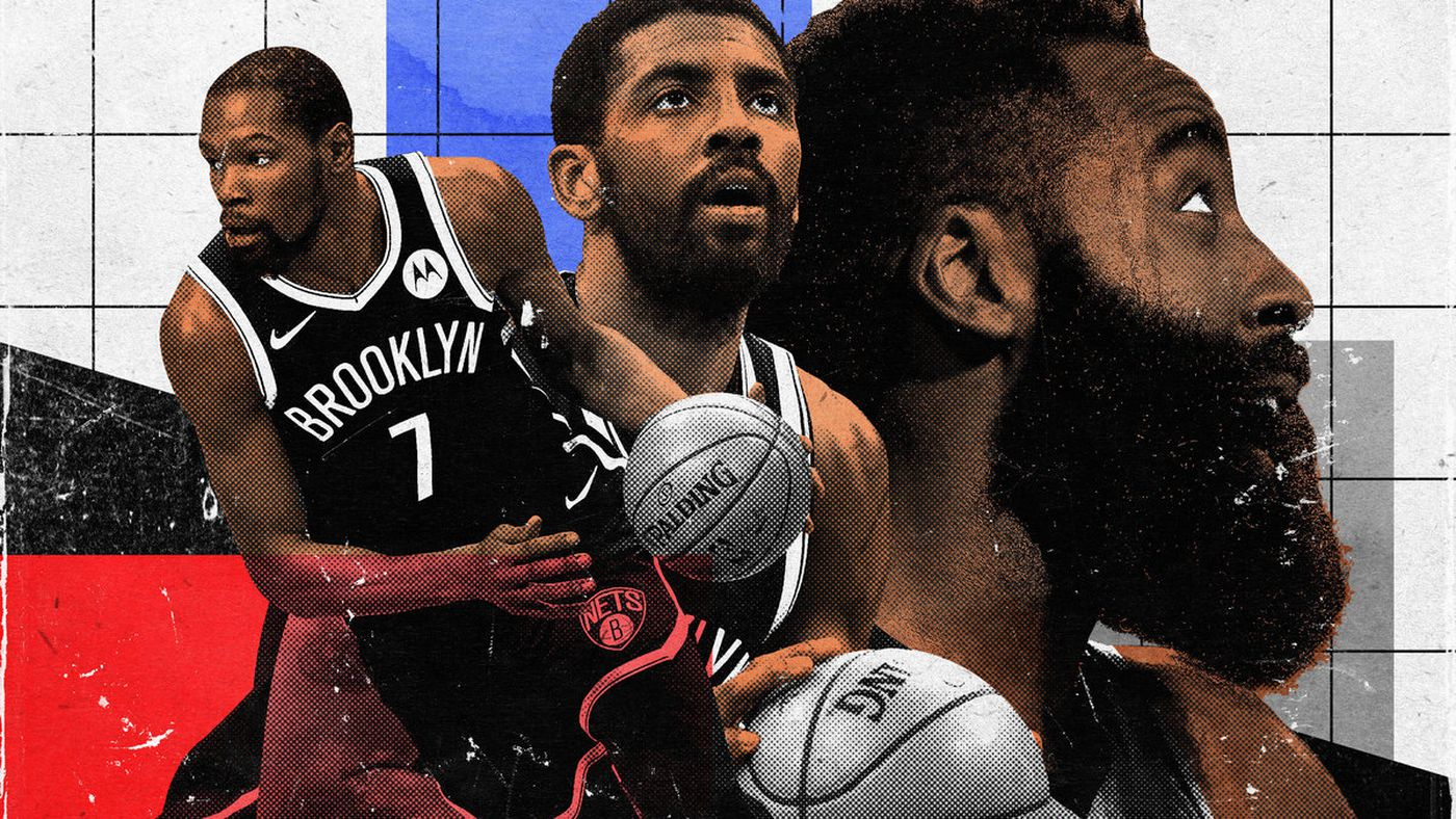 Brooklyn S New Big Three Could Be Unstoppable If One Of Them Is Willing To Sacrifice The Ringer