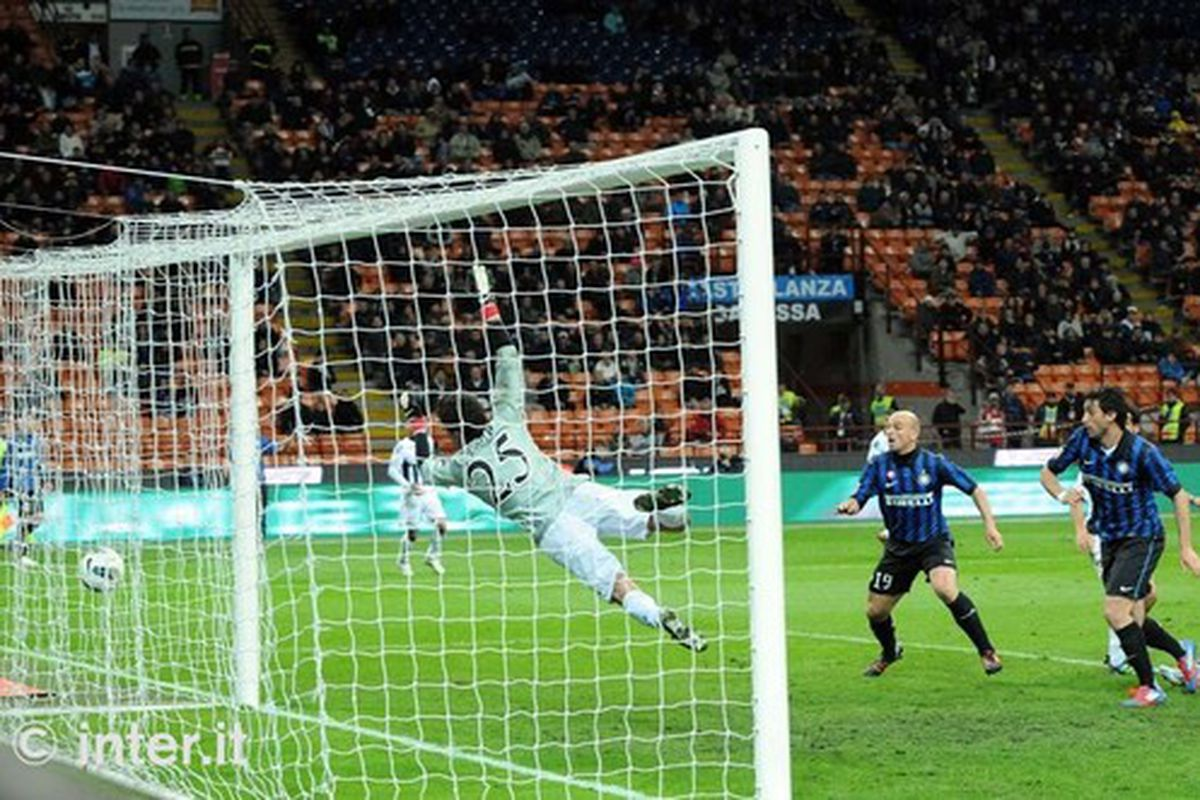 Milito scored 2 goals for Inter in our last meeting against Siena at the San Siro. Can we do enough to actually win this game and break the Spell of the San Siro?