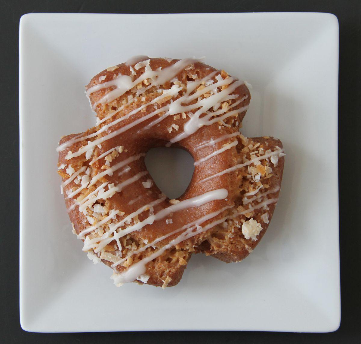 The tres leches doughnut [Photo: Official]