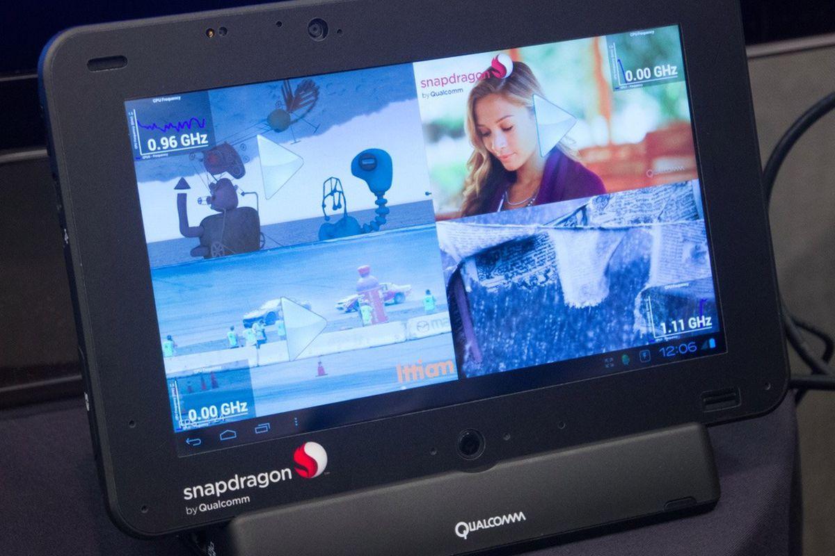 Qualcomm snapdrogon S4 Pro MDP