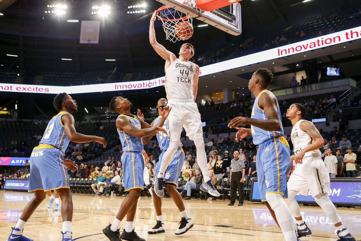 NCAA Basketball: Southern at Georgia Tech