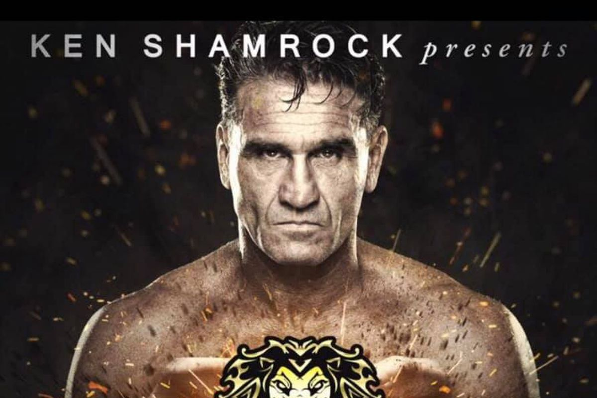 Ken Shamrock launches bare knuckle boxing promotion