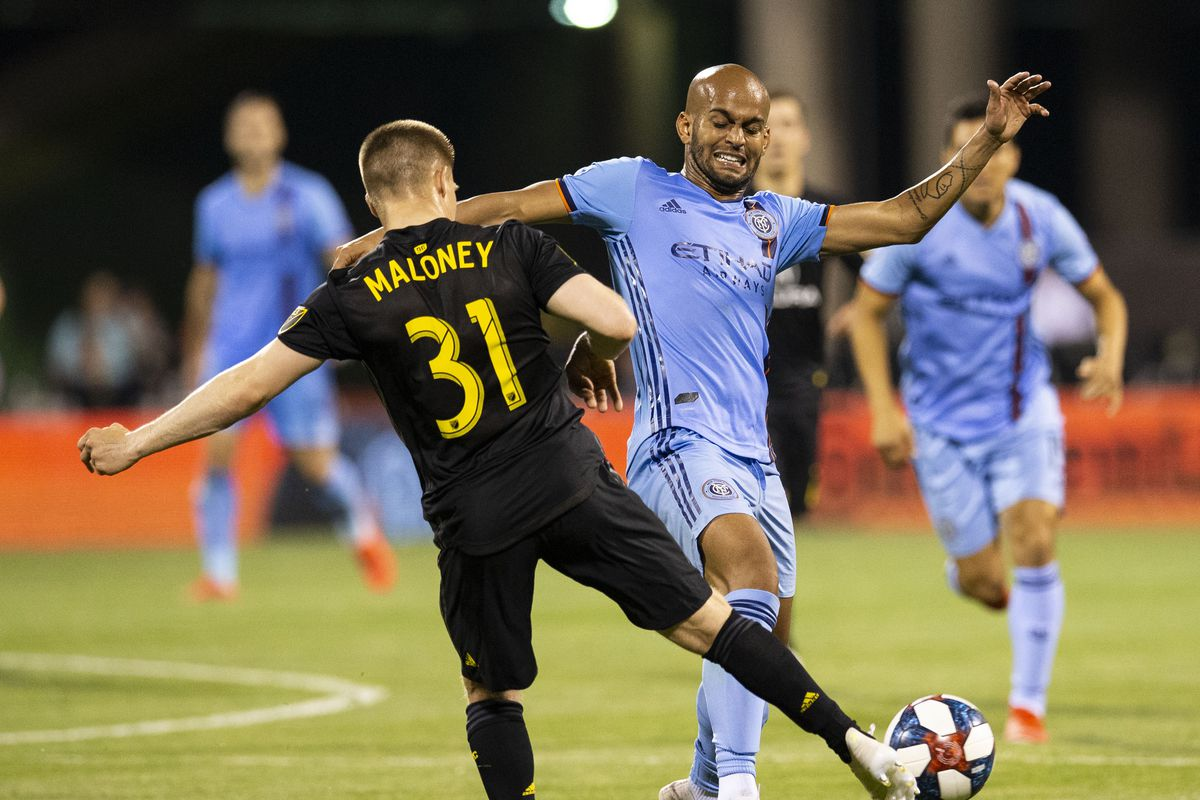 Columbus Crew vs NYCFC: stream, time, TV schedule, lineups