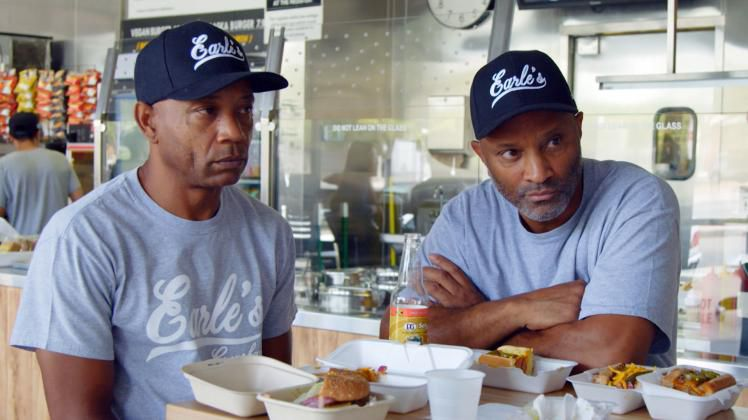 """Duane and Cary Earle of Earle's on Crenshaw on """"Broken Bread"""""""