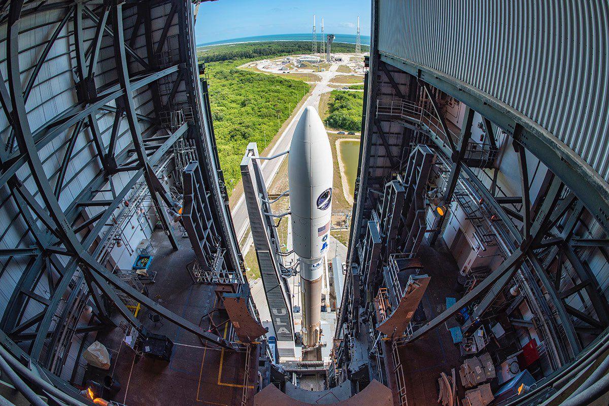 El misterioso avión espacial X-37B de la Fuerza Aérea se lanzará al espacio nuevamente este fin de semana 1