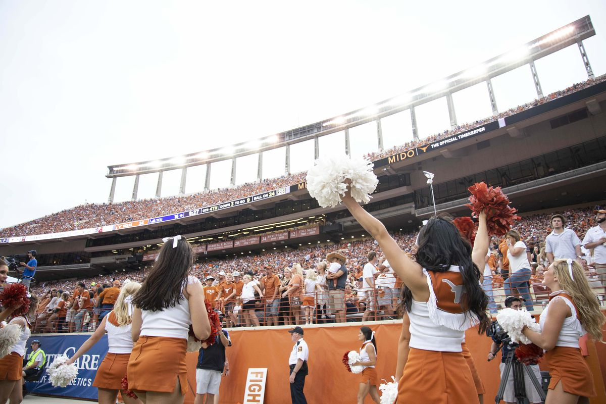 Inside The New Supercharged Texas Gameday Experience Burnt Orange