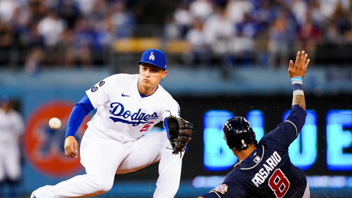 National League Championship Series Game 5: Atlanta Braves v. Los Angeles Dodgers
