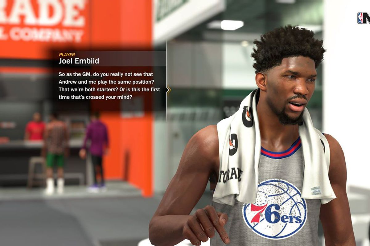8488a20ed05 NBA 2K18 introduces story-driven franchise mode - Polygon