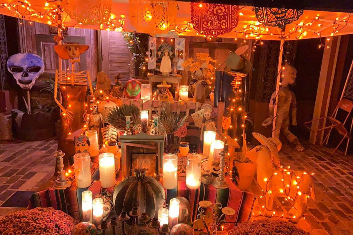 Trans Halloween Party Oct 31 2020 Los Angeles The Best Halloween and Day of the Dead Celebrations in New Orleans