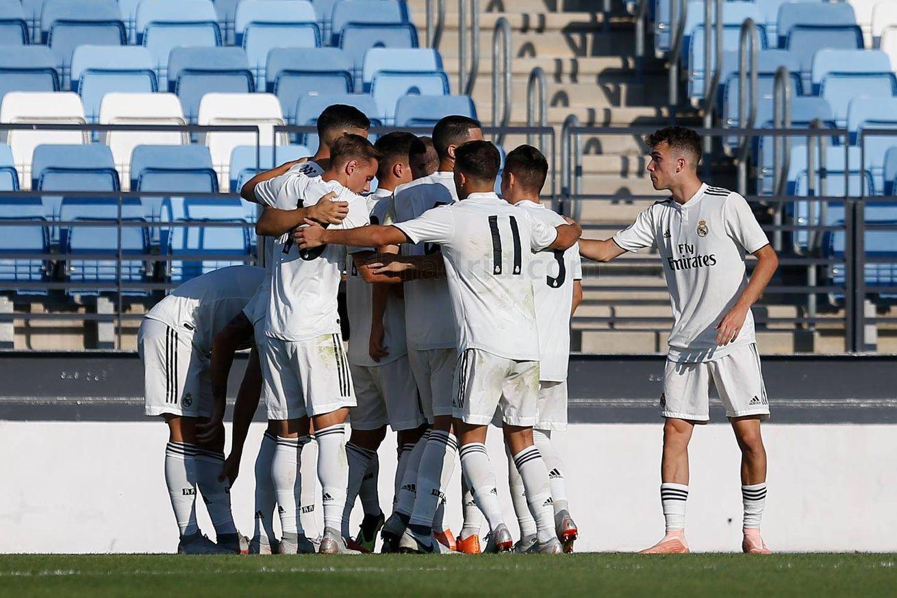 Match report: Real Madrid Castilla 1-1 Internacional!