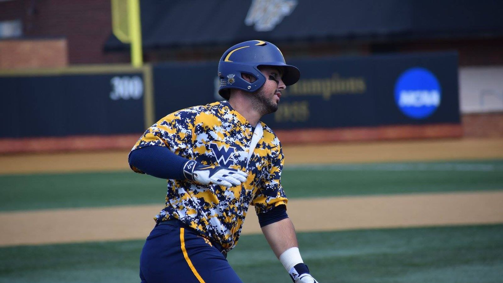west virginia mountaineers baseball the smoking musket