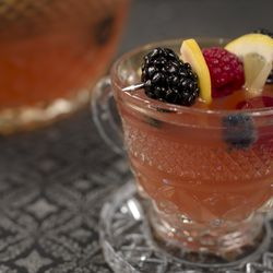 A rum punch from Tony Abou-Ganim