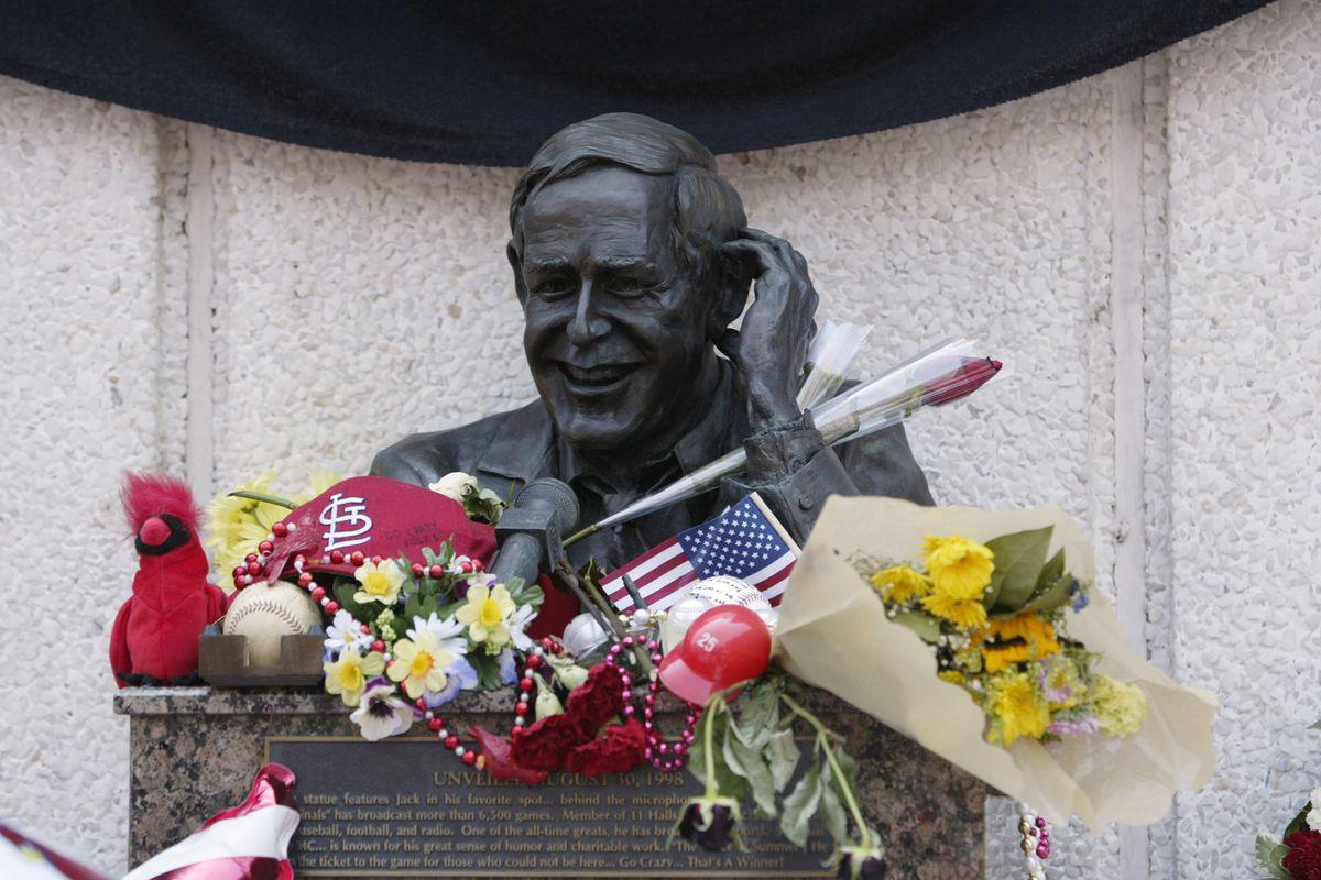 Jack Buck Memorial