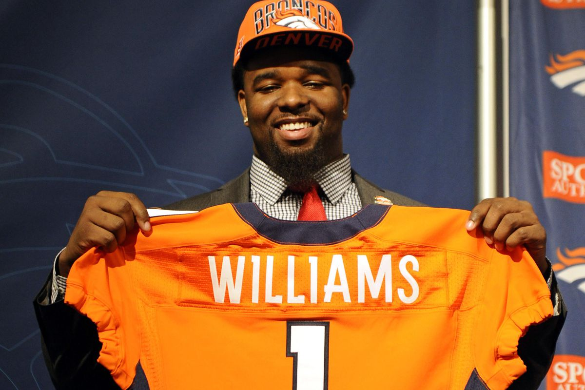 Sylvester Williams is one of only 5 early round Broncos draft picks to become a starter since 2011