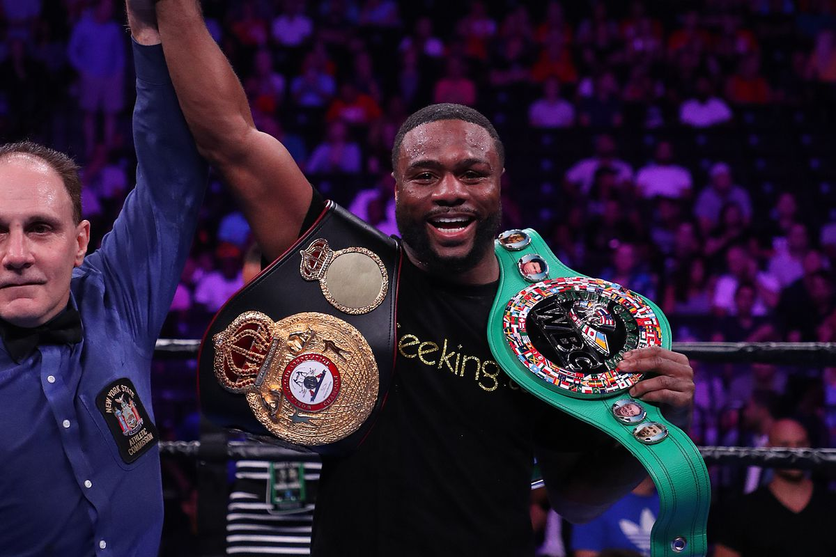 Boxing Rankings (Aug. 6, 2019): Jean Pascal returns at 175