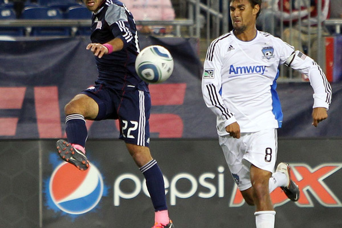 Feilhaber and Co. head back out to San Jose for First Kick 2012 on Saturday Night. Can New England produce a result?