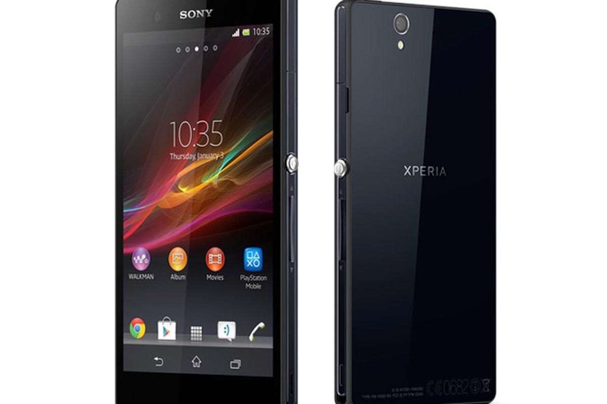 Sony Xperia Z_embargo